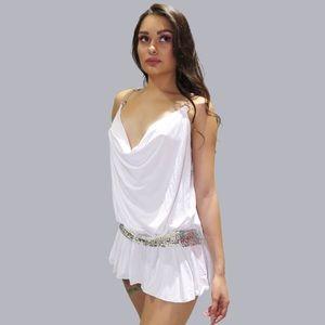 New Years Sequin Dress